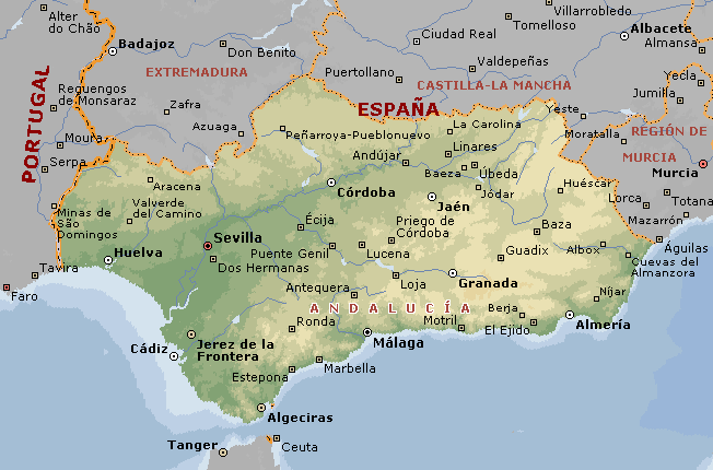 sud-espagne-carte